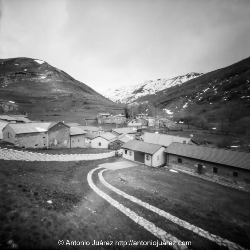 Fotografía estenopeica Nopo 120 Kodak